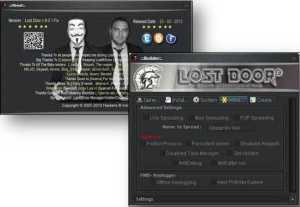 LostDoor and its Tunisian developer