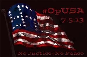 #OpUSA (May 7, 2013)