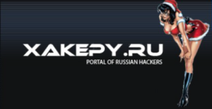 Portal of Russian hackers