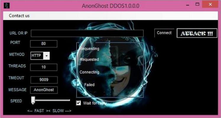 AnonGhost DDoSer