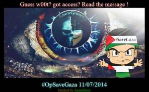 #OpSaveGaza