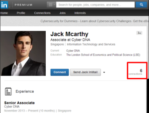How to Spot a Fake LinkedIn Profile in 60 Seconds?
