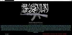 Pro-Palestinian hackers defacing Israeli websites