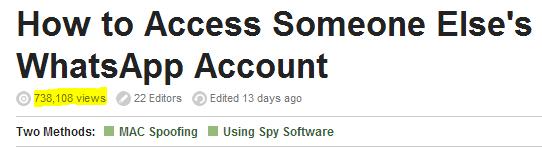WhatsHack: WhatsApp in Cyberspace – Cyber Threat Insider Blog