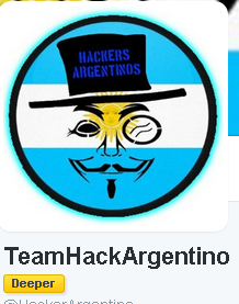 TeamHackArgentino Twitter