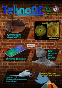 October 2014 issue of TeknoDE